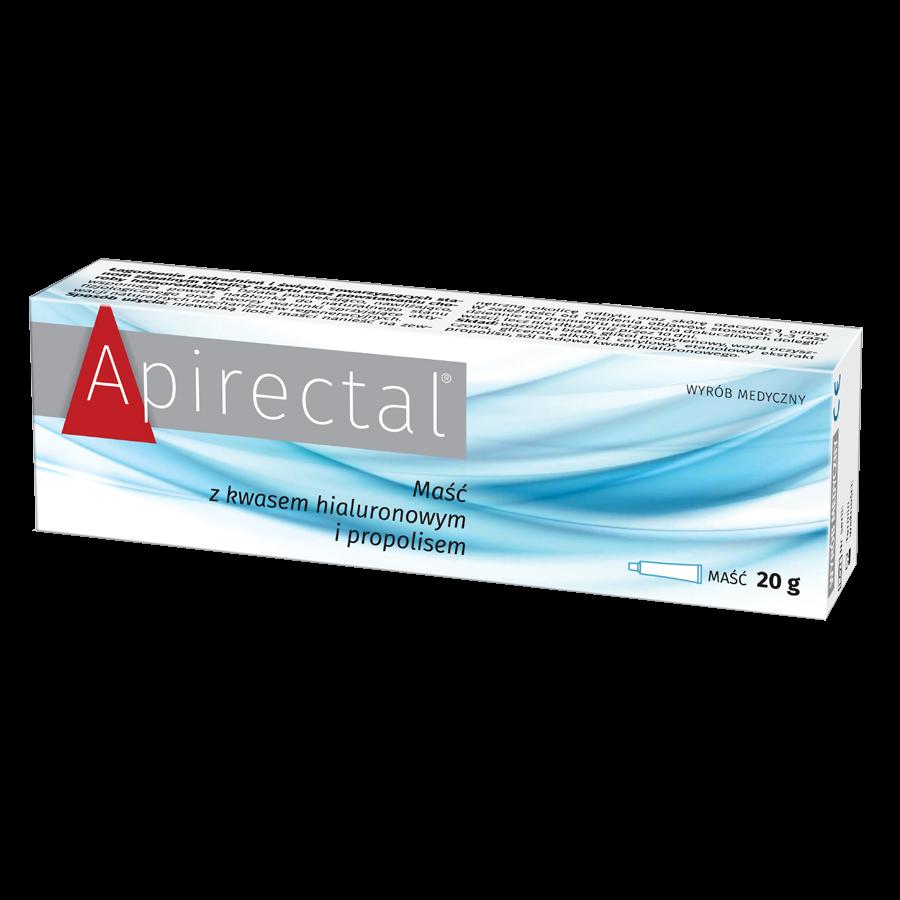 Apirectal masc kartonik 3D m