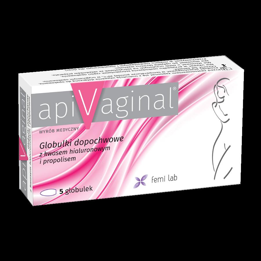 Apivaginal globulki kartonik 3D m