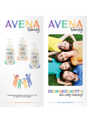 Avena Family ulotka